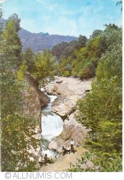 Image #1 of Vrancea County - Tulnici. Putna Waterfall (1979)