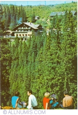 Image #1 of Păltiniș - Tourist Complex (1970)