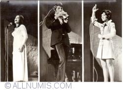Image #1 of Frida Boccara, Udo Jürgens, Anda Călugăreanu - Golden Stag 1969