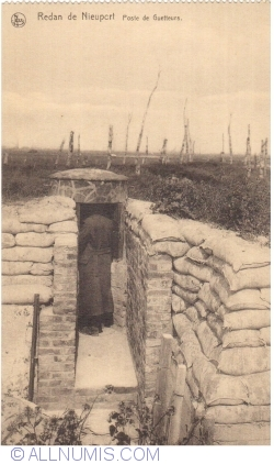 Image #1 of Nieuwpoort - Fortifications of WWI