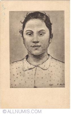 Image #1 of Ferdinand Hodler - Bauernmädchen