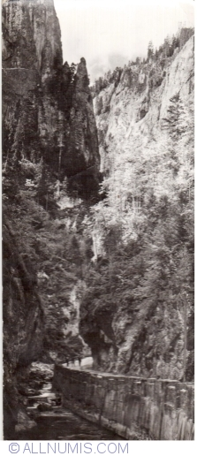 Image #1 of Bicaz Gorges - View (1969)
