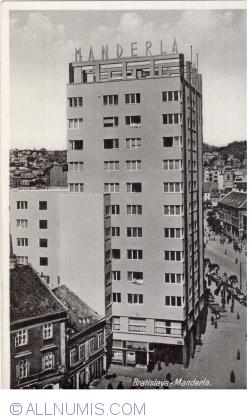Image #1 of Bratislava - Manderla