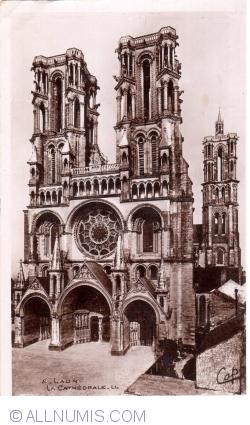 Imaginea #1 a Laon - Catedrala - La Cathédrale (1939)