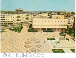 Image #1 of Tulcea - Civic Square (1975)