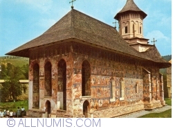 Image #1 of Vatra Moldoviței Monastery (1981)