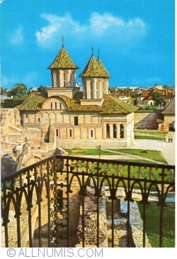 Image #1 of Târgoviște - The Princely Church (1973)