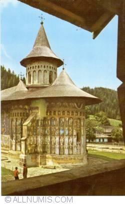 Image #1 of Voroneț Monastery - The Church