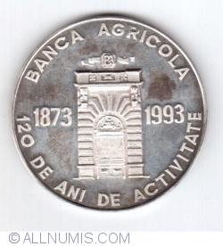 Image #1 of 120 anniversary of the agricultural bank