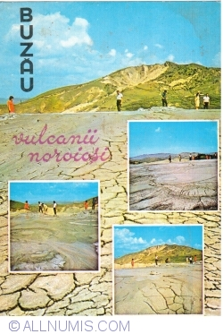 Image #1 of Buzau County - Mud Volcanoes (1978)