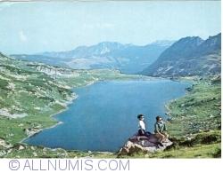 Image #1 of Retezat Mountains - Bucura Lake (1979)