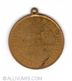 Image #2 of 1896 - FRANZ JOSEF LA BUCURESTI SI SINAIA