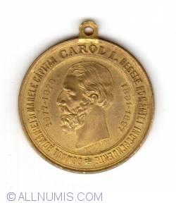 1897 - MONUMENTUL VANATORILOR PLOIESTI