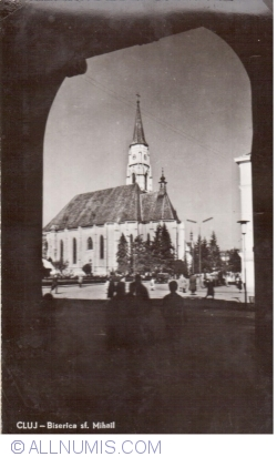 Image #1 of Cluj - Church of St. Michael (1963)