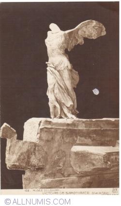 Imaginea #1 a Muzeul Luvru (Musée du Louvre) - Victoria din Samotrace