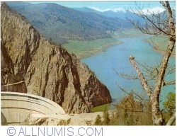 Image #1 of Dam and Lake Vidraru (1968)