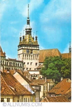 Image #1 of Sighisoara - The Clock Tower (1979)