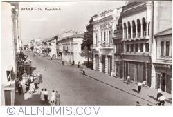 Image #1 of Brăila - Republic Street (1964)
