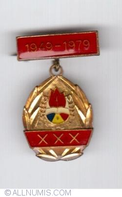 Image #1 of MEDALIA ANIVERSARA 1949-1979