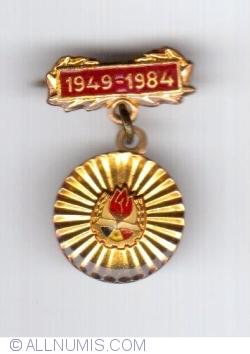 Image #1 of MEDALIA ANIVERSARA 1949-1984 001