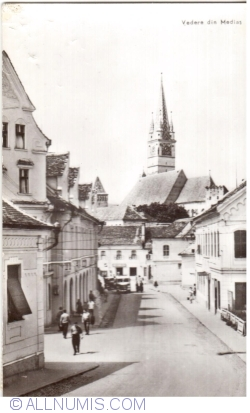 Image #1 of Mediaș - View (1963)