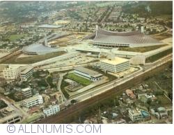 Imaginea #1 a Tokio - Complexul olimpic. Jocurile Olimpice de vară 1964