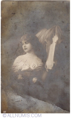 Image #1 of Souvenir Postcard (1921)