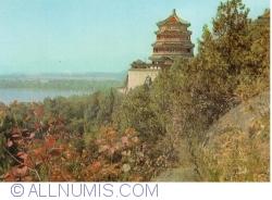 Beijing - Palatul de vară (颐和园) - Pavilionul parfumului lui Buddha