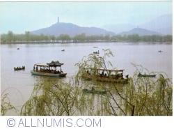 Beijing - Palatul de vară (颐和园) - Lacul Kunming