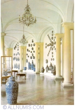 Image #1 of Dresden - Zwinger - The Gallery of porcelain collection (1984)