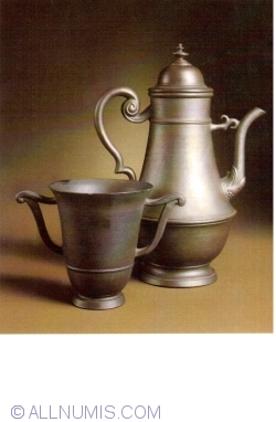 Image #1 of Dresden - Zwinger - Coffee pot (Kaffeekanne) (1984)