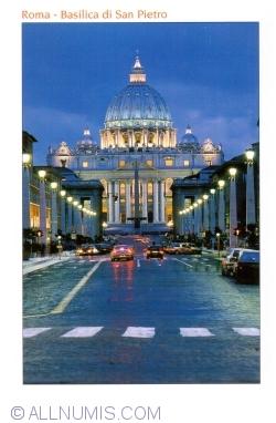 Image #1 of Rome - St. Peter's Basilica (Basilica di San Pietro)