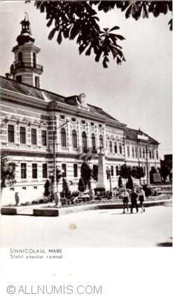 Image #1 of Sannicolau Mare - District People's Council (1965)