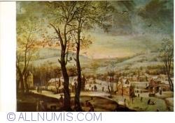Image #1 of Denis van Alsloot - Winter Landscape