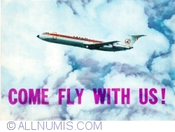 Image #1 of TAROM - COME FLY WITH US