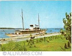 "Image #1 of Galaţi - Hotel Yacht ""Libertatea"" (1977)"