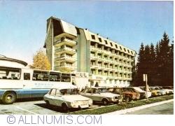 """Poiana Brașov - Hotel """"Șoimul"""" (1989)"""