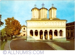 Image #1 of Bucharest - Patriarchal Church