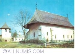 Rădăuți - Prince Bogdan's Church