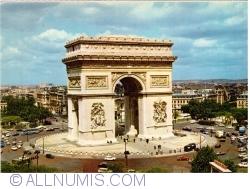 Paris - Arcul de Triumf - L'Arc de Triomphe