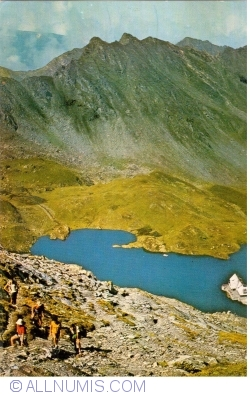 Image #1 of Fagaras Mountains - Bâlea Lake