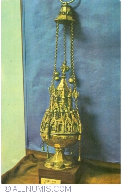 Image #1 of Censer given by Stephen the Great