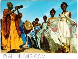 Image #1 of Nigeria - Nigerian festival dancers