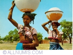 Image #1 of Nigeria - Nigerian milk maids