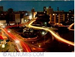 Image #1 of Lagos - Tinubu Square at night
