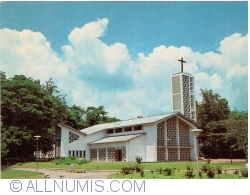 Image #1 of Ibadan - University. Roman catholic chapel