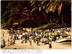 Image #1 of Sierra Leone - Beach scene