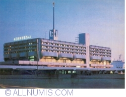Image #1 of Leningrad - Seaport Arrival and Departure Building (1986)