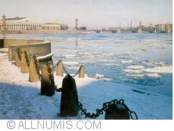 Image #1 of Leningrad - The Spit (Strelka) of the Vasilievsky Island (1986)