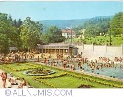 Image #1 of Geoagiu Băi - The piscine (1972)